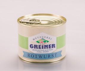 Rotwurst